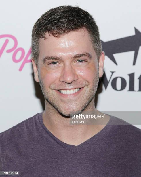 Filmmaker Matt Kugelman attends the Cherry Pop Premiere at OutCinema Presented by NewFest and NYC Pride at SVA Theater on June 19 2017 in New York...