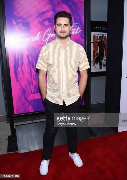 Filmmaker Matt Spicer attends the Closing Night Screening of 'Ingrid Goes West' during the 2017 Los Angeles Film Festival at ArcLight Cinemas Culver...