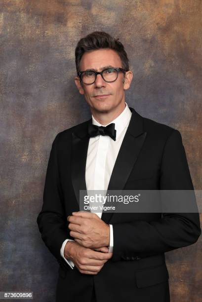 Filmmaker Michel Hazanavicius is photographed for Self Assignment on September 2 2017 in Deauville France