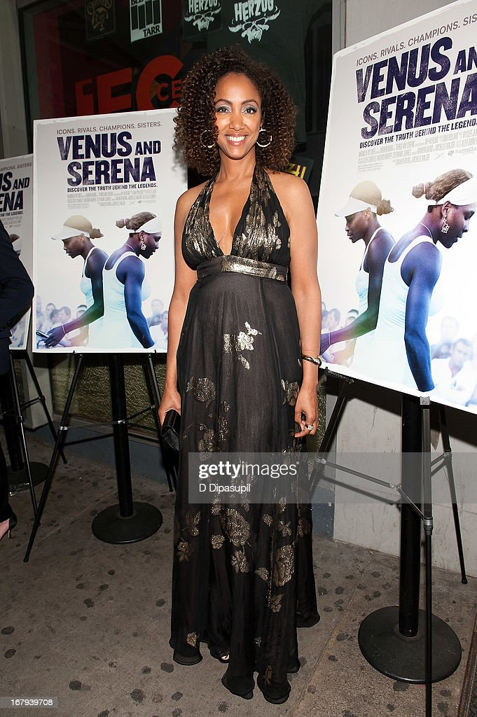 Filmmaker Michelle Major attends the 'Venus And Serena' screening at IFC Center on May 2, 2013 in New York City.