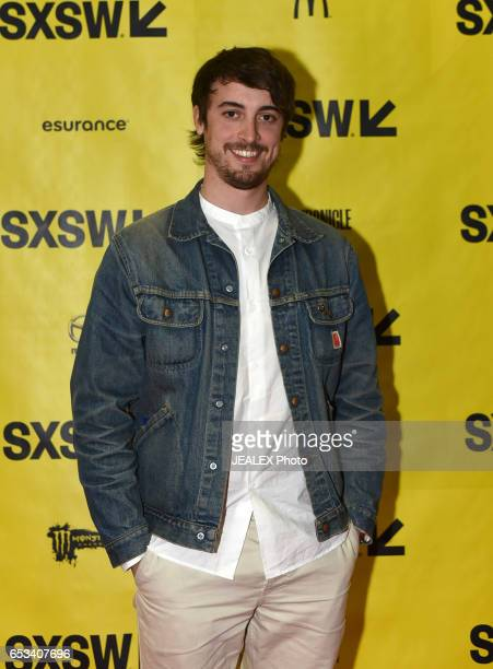 Filmmaker Miles Joy attends 'Vimeo Staff Picks Live Director's Commentary' during 2017 SXSW Conference and Festivals at Vimeo on March 14 2017 in...
