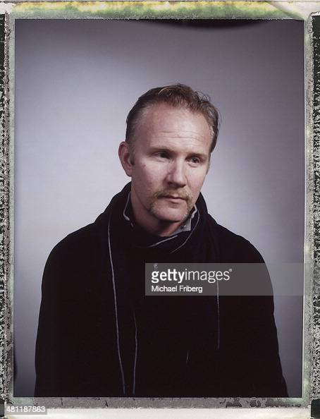 Filmmaker Morgan Spurlock is photographed for Variety on January 18 2014 in Park City Utah