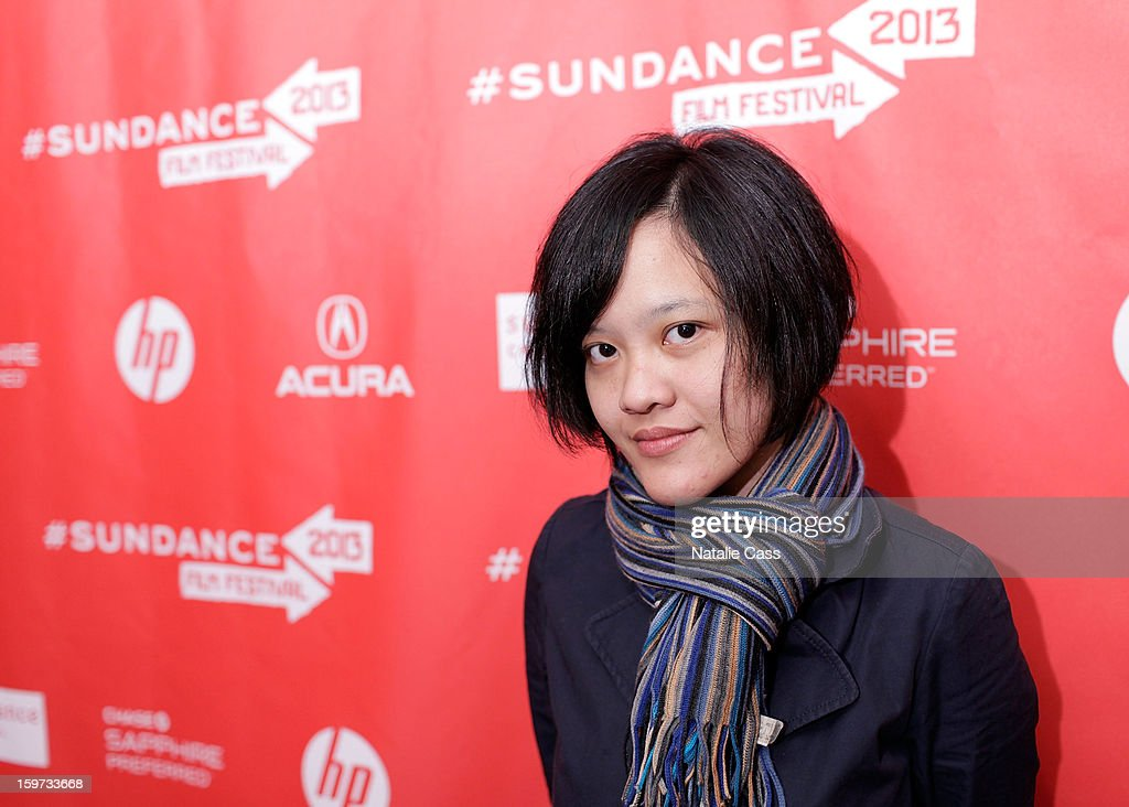 Filmmaker Mouly Surya attends the 'What They Talk About When They Talk About Love' premiere at Prospector Square during the 2013 Sundance Film Festival on January 19, 2013 in Park City, Utah.
