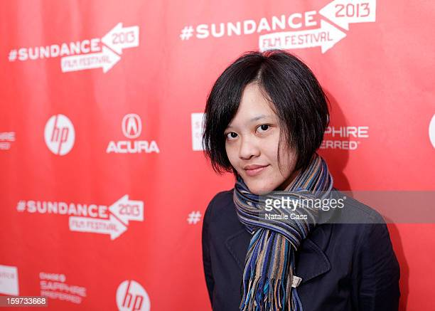 Filmmaker Mouly Surya attends the 'What They Talk About When They Talk About Love' premiere at Prospector Square during the 2013 Sundance Film...