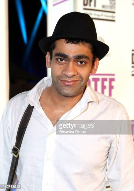 Filmmaker Namir Abdel Messeh attends Closing Night Ceremony during day 5 of the 2011 Doha Tribeca Film Festival at KOAT on October 29 2011 in Doha...