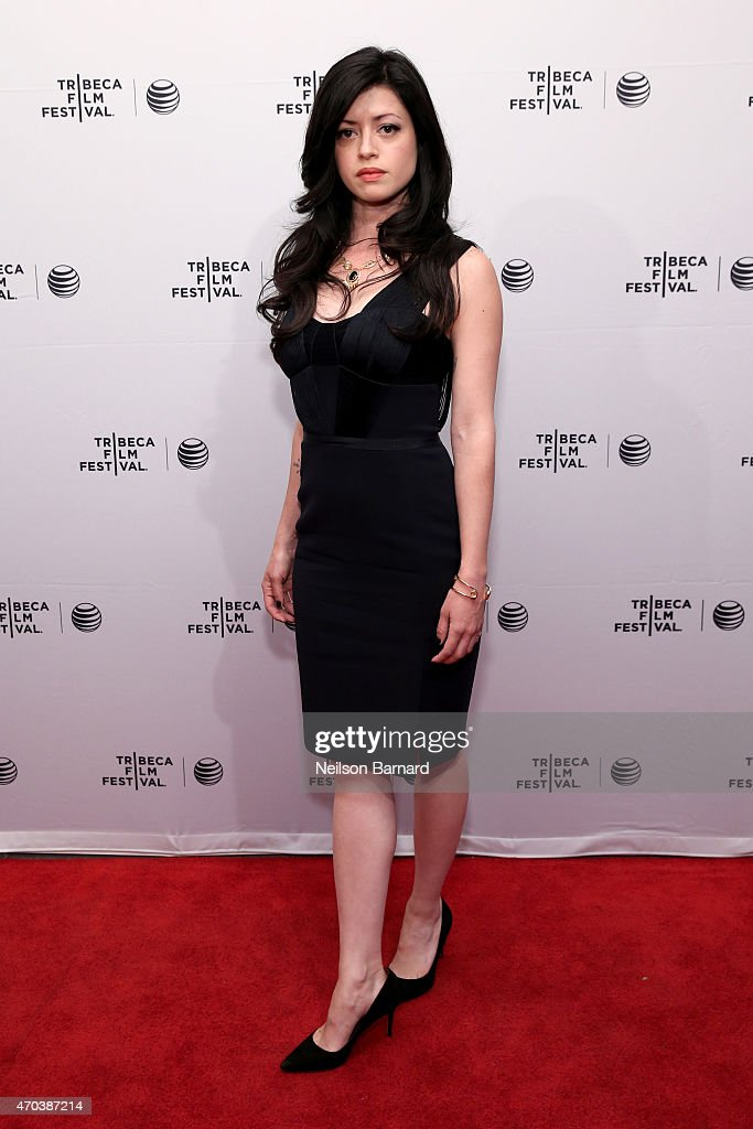 Filmmaker Natalia Leite attends the premiere of 'Bare' during the 2015 Tribeca Film Festival at the SVA Theater on April 19, 2015 in New York City.