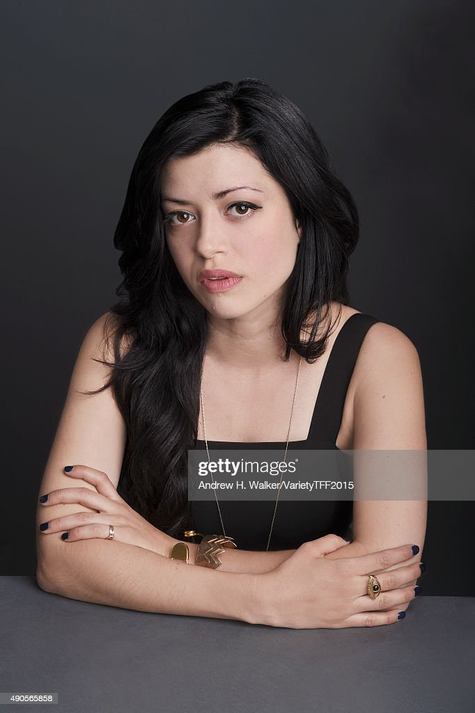 Filmmaker Natalia Leite is photographed for Variety at the Tribeca Film Festival on April 20, 2015 in New York City.