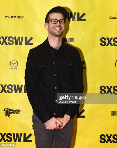 Filmmaker Nicolas Menard attends 'Vimeo Staff Picks Live Director's Commentary' during 2017 SXSW Conference and Festivals at Vimeo on March 14 2017...