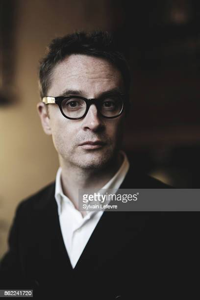 Filmmaker Nicolas Winding Refn is photographed for Self Assignment on October 16 2017 in Lyon France