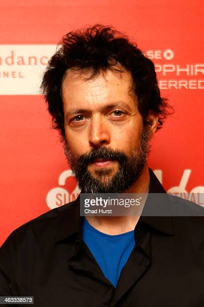 Filmmaker Noaz Deshe attends the 'White Shadow' premiere at Egyptian Theatre during the 2014 Sundance Film Festival on January 17 2014 in Park City...