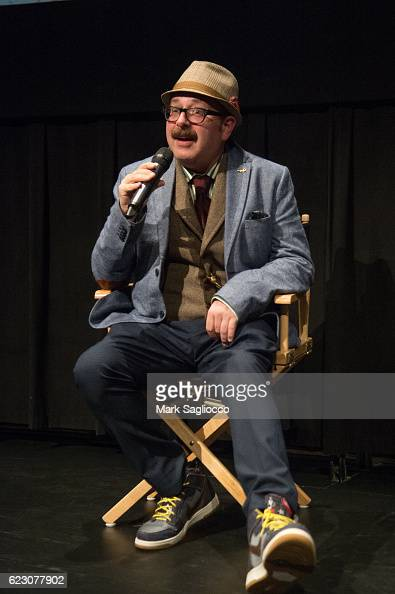 Filmmaker Otis Mass attends the 'The Incomparable Rose Hartman' Screening at the IFC Center on November 13 2016 in New York City