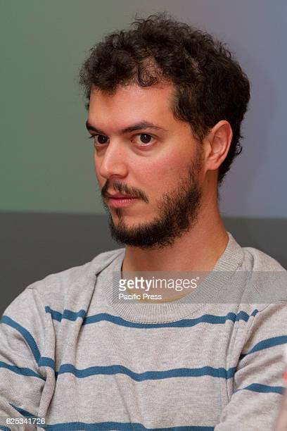 Filmmaker Pablo Lamar is guest of Torino Film Festival in Italy