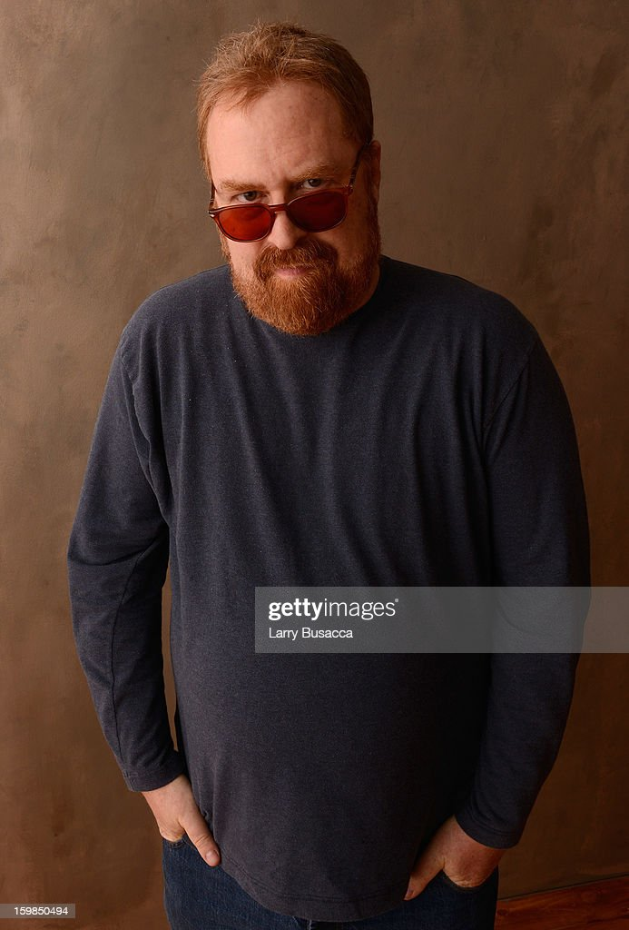 Filmmaker R. J. Cutler poses for a portrait during the 2013 Sundance Film Festival at the Getty Images Portrait Studio at Village at the Lift on January 21, 2013 in Park City, Utah.