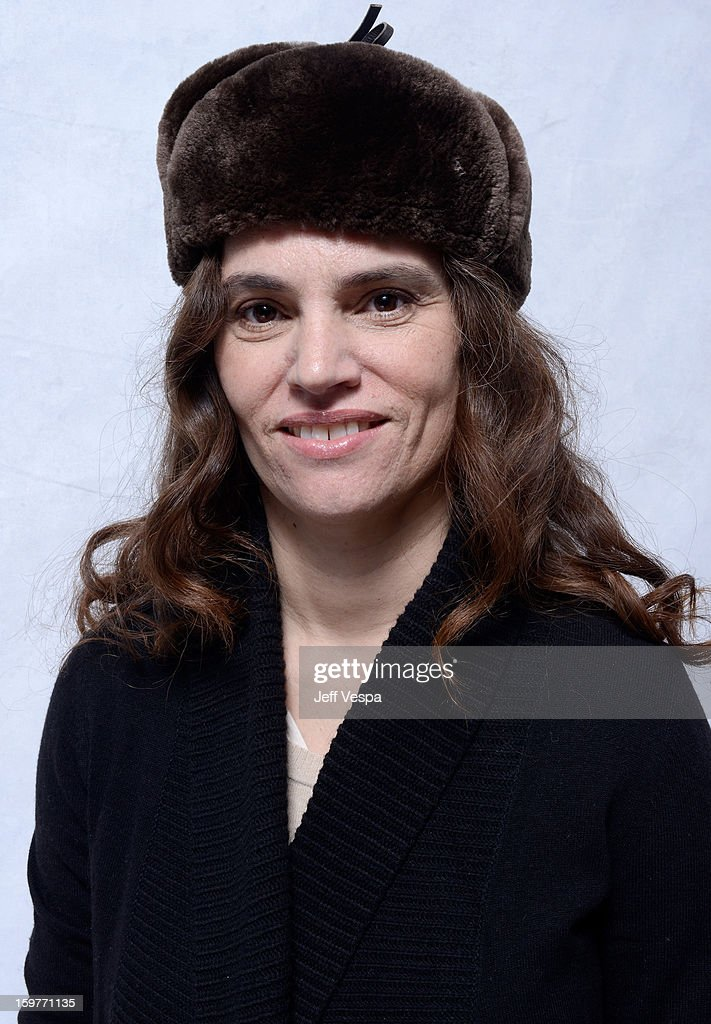 Filmmaker Rachel Mayeri poses for a portrait during the 2013 Sundance Film Festival at the WireImage Portrait Studio at Village At The Lift on January 20, 2013 in Park City, Utah.