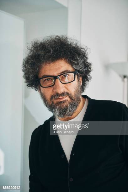 Filmmaker Radu Mihaileanu is photographed for Self Assignment on September 2017 in Paris France