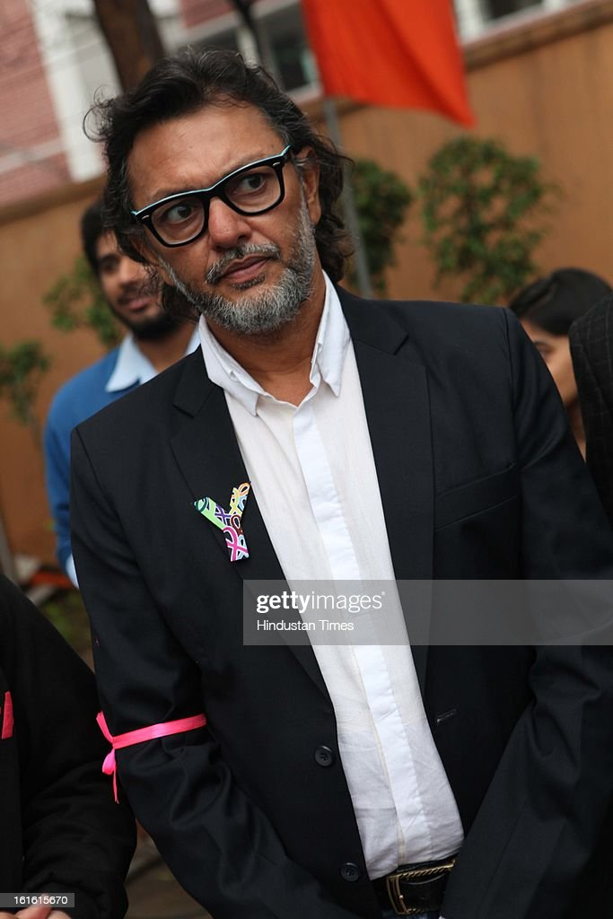 Filmmaker Rakeysh Omprakash Mehra at Shri Ram College of Commerce Annual Sports Festival on February 5, 2013 in New Delhi, India.