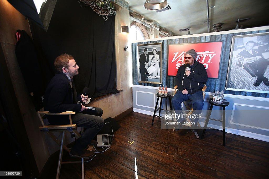 Filmmaker R.J. Cutler attends Day 3 of the Variety Studio At 2013 Sundance Film Festival on January 21, 2013 in Park City, Utah.