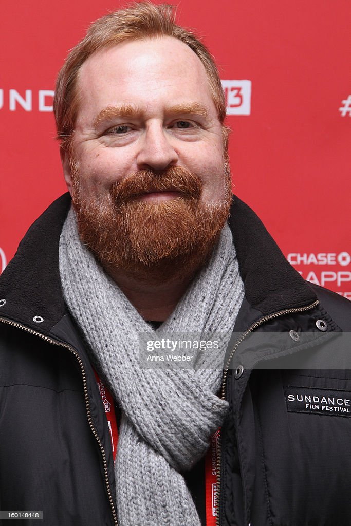 Filmmaker R.J. Cutler attends the 'The World According To Dick Cheney' Premiere at The Marc Theatre on January 17, 2013 in Park City, Utah.