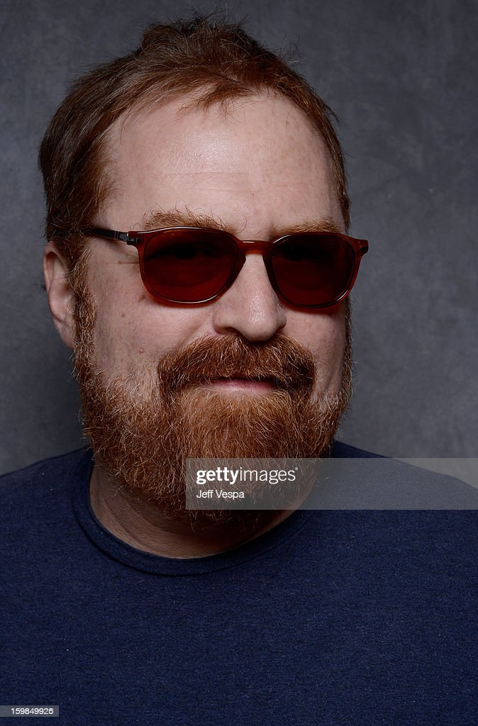 Filmmaker R.J. Cutler poses for a portrait during the 2013 Sundance Film Festival at the WireImage Portrait Studio at Village At The Lift on January 21 2013 in Park City, Utah.