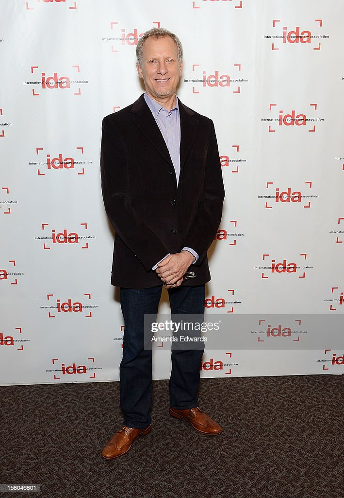 Filmmaker Rob Epstein arrives at the International Documentary Association's 2012 IDA Documentary Awards at The Directors Guild Of America on December 7, 2012 in Los Angeles, California.