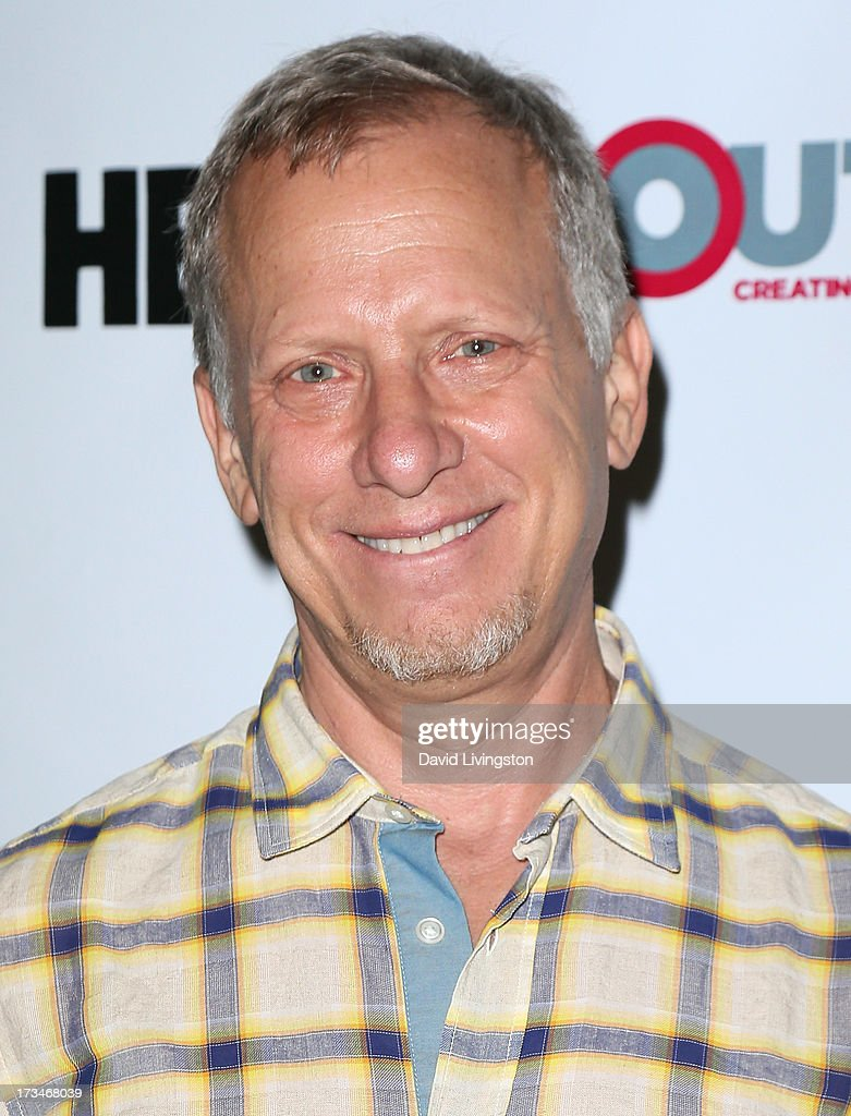 Filmmaker <a gi-track='captionPersonalityLinkClicked' href=/galleries/search?phrase=Rob+Epstein&family=editorial&specificpeople=2669345 ng-click='$event.stopPropagation()'>Rob Epstein</a> attends the 2013 Outfest Film Festival's amfAR panel at the DGA Theater on July 14, 2013 in Los Angeles, California.