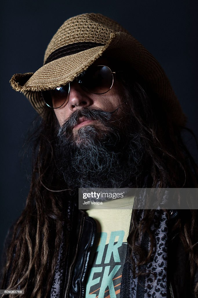Filmmaker <a gi-track='captionPersonalityLinkClicked' href=/galleries/search?phrase=Rob+Zombie&family=editorial&specificpeople=217722 ng-click='$event.stopPropagation()'>Rob Zombie</a> of '31' poses for a portrait at the 2016 Sundance Film Festival on January 23, 2016 in Park City, Utah.
