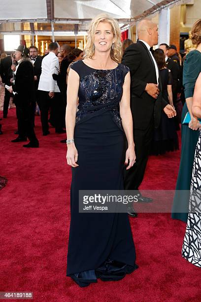 Filmmaker Rory Kennedy attends the 87th Annual Academy Awards at Hollywood Highland Center on February 22 2015 in Hollywood California
