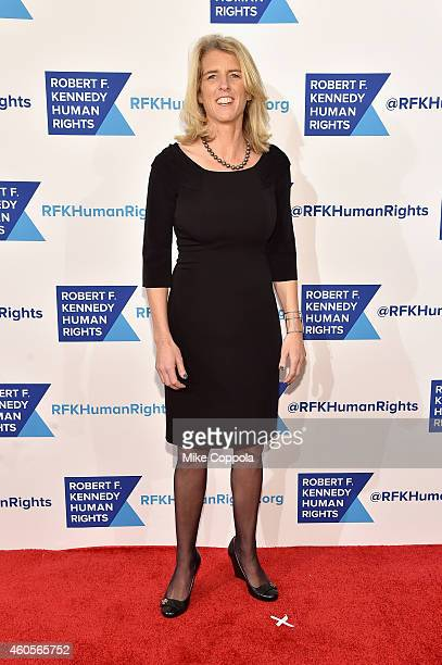 Filmmaker Rory Kennedy attends the RFK Ripple Of Hope Gala at Hilton Hotel Midtown on December 16 2014 in New York City