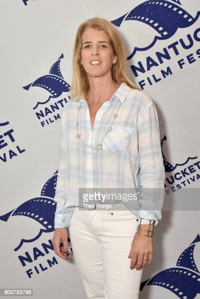 Filmmaker Rory Kennedy attends the screening of Spotlight Film 'Take Every Wave The Life of Laird Hamilton' during the 2017 Nantucket Film Festival...