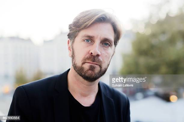 Filmmaker Ruben Ostlund is photographed for Self Assignment on October 17 2017 in Lyon France