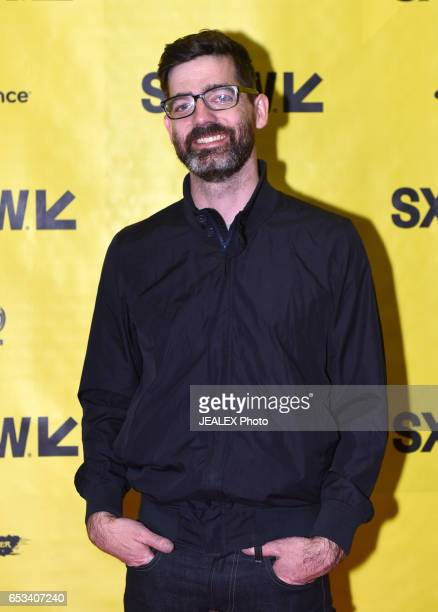 Filmmaker Ryan Dickie attends 'Vimeo Staff Picks Live Director's Commentary' during 2017 SXSW Conference and Festivals at Vimeo on March 14 2017 in...