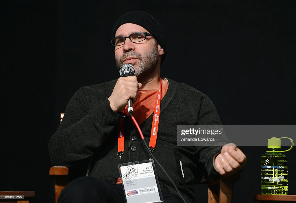 Filmmaker Scott Z. Burns attends the Once Upon A Quantum Symmetry: Science In Cinema Panel at Egyptian Theatre during the 2013 Sundance Film Festival on January 22, 2013 in Park City, Utah.