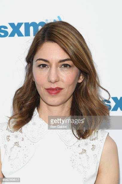 Filmmaker Sofia Coppola visits at SiriusXM Studios on June 21 2017 in New York City