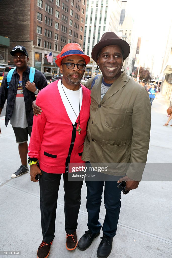 Filmmaker <a gi-track='captionPersonalityLinkClicked' href=/galleries/search?phrase=Spike+Lee&family=editorial&specificpeople=156419 ng-click='$event.stopPropagation()'>Spike Lee</a> and guitarist <a gi-track='captionPersonalityLinkClicked' href=/galleries/search?phrase=Vernon+Reid&family=editorial&specificpeople=626078 ng-click='$event.stopPropagation()'>Vernon Reid</a> attend <a gi-track='captionPersonalityLinkClicked' href=/galleries/search?phrase=Spike+Lee&family=editorial&specificpeople=156419 ng-click='$event.stopPropagation()'>Spike Lee</a>'s 'Da Sweet Blood Of Jesus' cast and crew special screening at DGA Theater on June 23, 2014 in New York City.