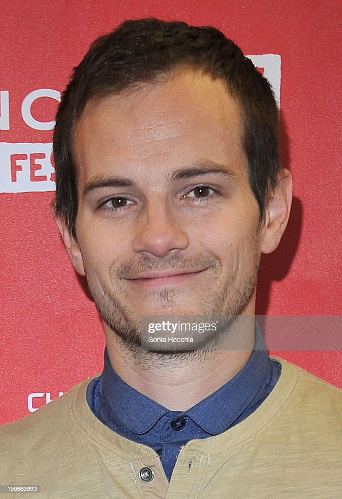 Filmmaker Steve Hoover attends the 'Blood Brother' premiere at Yarrow Hotel Theater during the 2013 Sundance Film Festival on January 22, 2013 in Park City, Utah.