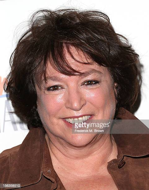 Filmmaker Susan Lacy attends the Premiere Of 'American Masters Inventing David Geffen' at The Writers Guild of America on November 13 2012 in Beverly...