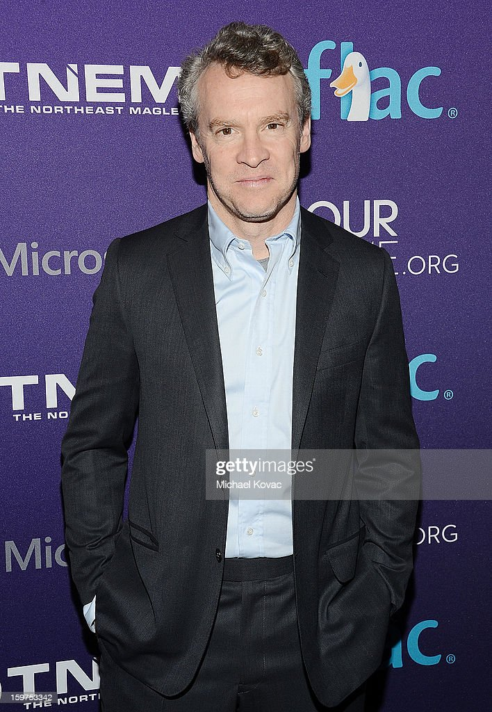 FIlmmaker <a gi-track='captionPersonalityLinkClicked' href=/galleries/search?phrase=Tate+Donovan&family=editorial&specificpeople=216433 ng-click='$event.stopPropagation()'>Tate Donovan</a> attends the Inaugural Youth Ball hosted by OurTime.org at Donald W. Reynolds Center on January 19, 2013 in Washington, United States.