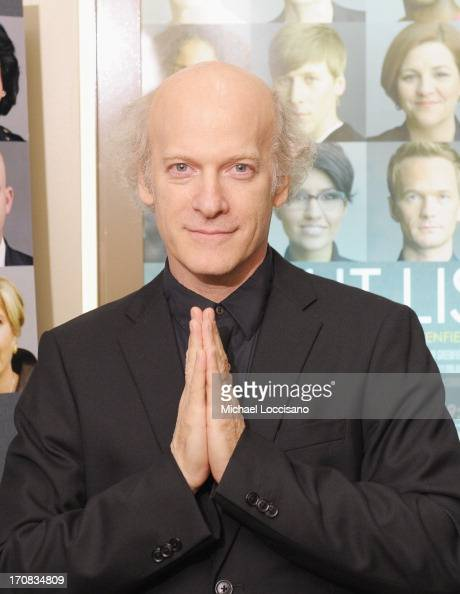Filmmaker Timothy GreenfieldSanders attends the HBO Premiere of 'The Out List' at HBO Theater on June 18 2013 in New York City