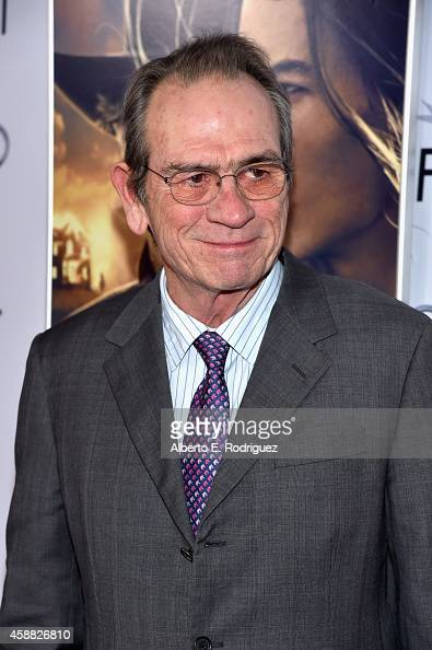 Filmmaker Tommy Lee Jones attends the screening of 'The Homesman' during AFI FEST 2014 presented by Audi at Dolby Theatre on November 11 2014 in...
