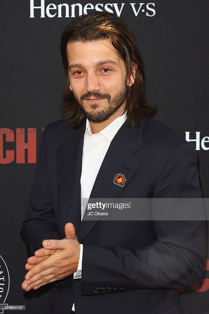 Filmmaker/actor <a gi-track='captionPersonalityLinkClicked' href=/galleries/search?phrase=Diego+Luna&family=editorial&specificpeople=213511 ng-click='$event.stopPropagation()'>Diego Luna</a> attends 'Cesar Chavez' Los Angeles Premiere at TCL Chinese Theatre on March 20, 2014 in Hollywood, California.