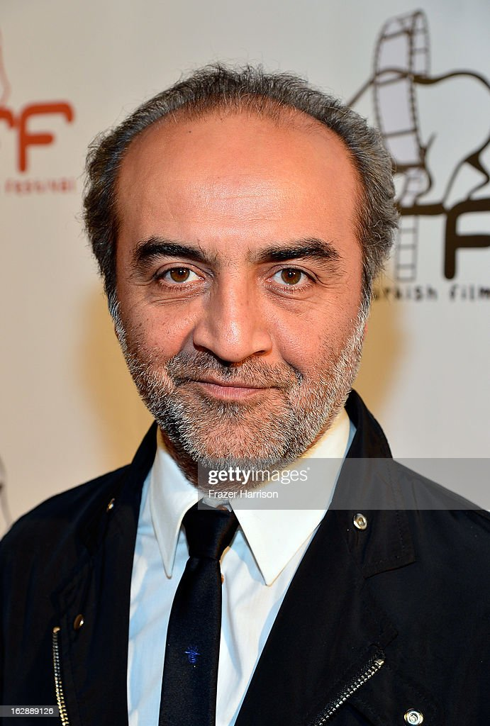 Filmmaker/actor Yilmaz Erdogan arrives at the 2013 Los Angeles Turkish Film Festival Opening Night Premiere Of 'The Butterfly's Dream' at the Egyptian Theatre on February 28, 2013 in Hollywood, California.