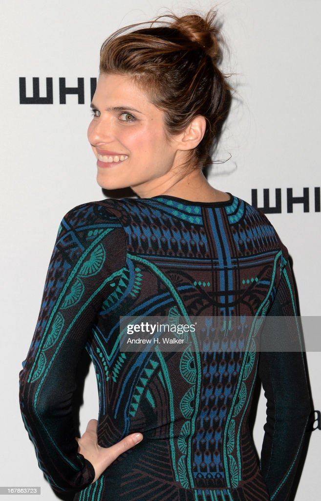 Filmmaker/actress Lake Bell arrives at the Whitney Museum Annual Art Party on May 1, 2013 in New York City.