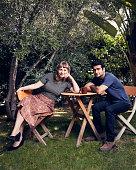 Kumail Nanjiani and Emily