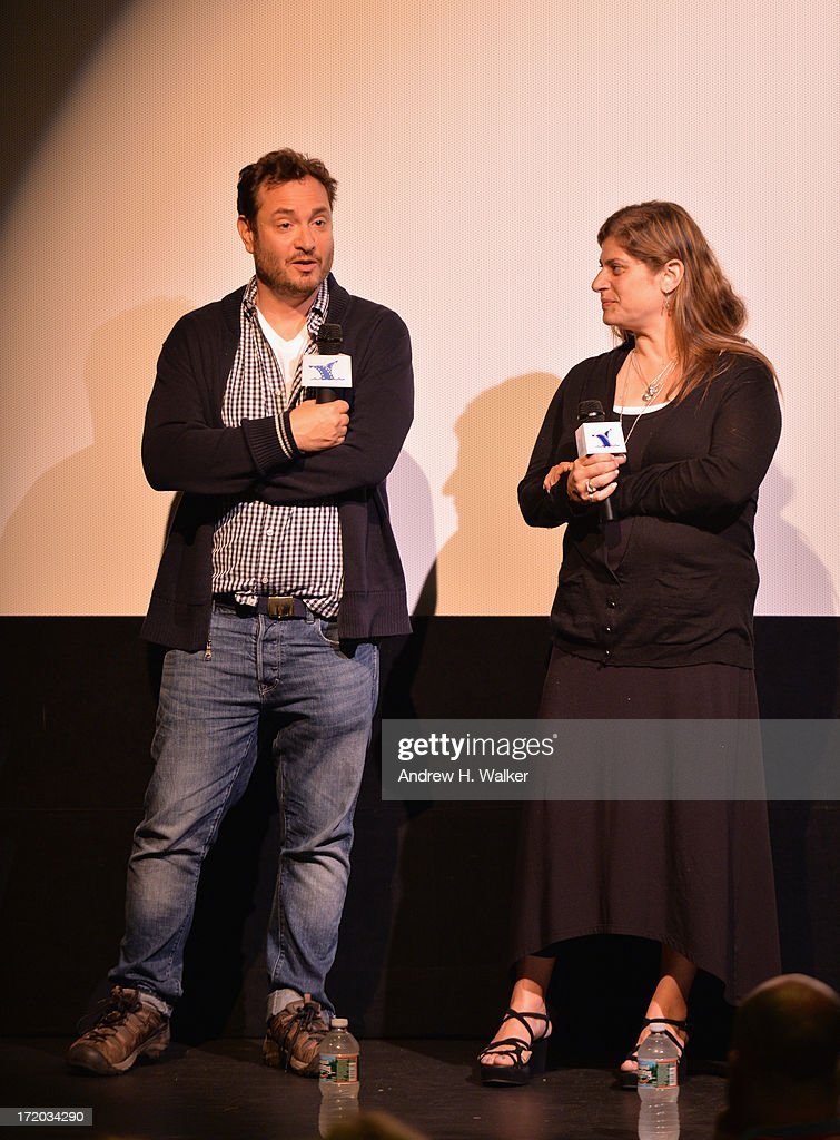 Filmmakers <a gi-track='captionPersonalityLinkClicked' href=/galleries/search?phrase=Robert+Pulcini&family=editorial&specificpeople=3037619 ng-click='$event.stopPropagation()'>Robert Pulcini</a> and <a gi-track='captionPersonalityLinkClicked' href=/galleries/search?phrase=Shari+Springer+Berman&family=editorial&specificpeople=3037620 ng-click='$event.stopPropagation()'>Shari Springer Berman</a> attend the 18th Annual Nantucket Film Festival on June 30, 2013 in Nantucket, Massachusetts.