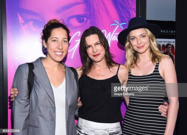 Filmmakers Savannah Bloch Rachel Crowl and Tania Nolan attend the Closing Night Screening of 'Ingrid Goes West' during the 2017 Los Angeles Film...