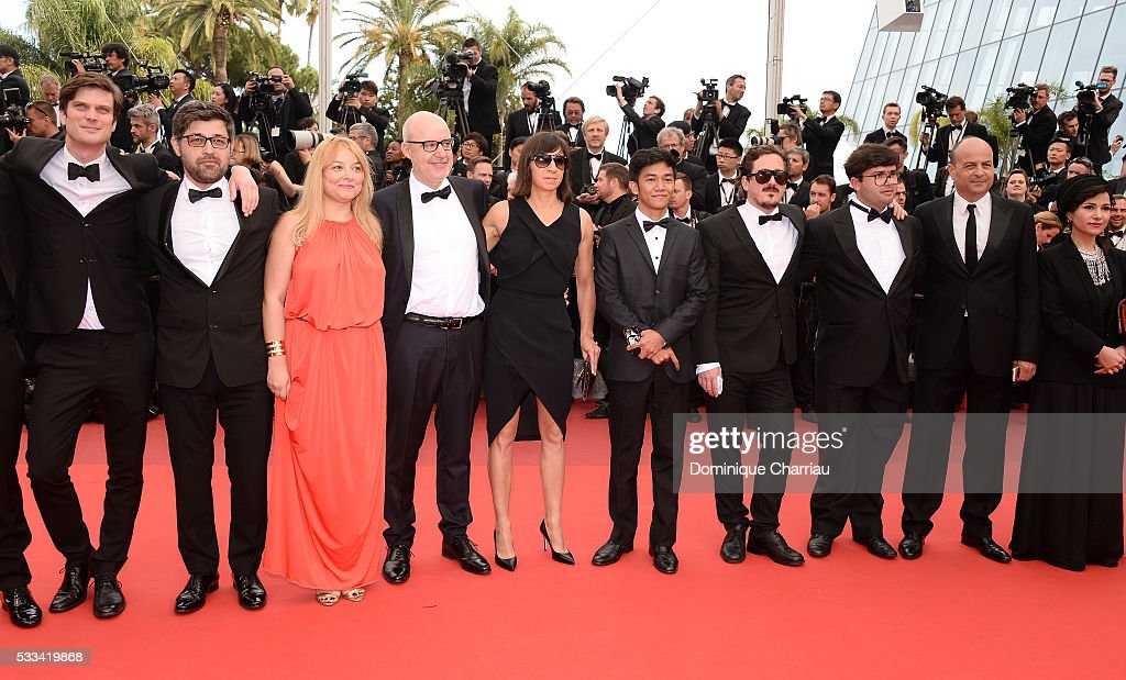 Award Ceremony - Red Carpet Arrivals - The 69th Annual Cannes Film Festival