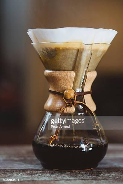 Filter coffee maker, still life
