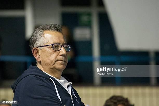 Final match of LEN Eurocup between Carpisa Yamamay Acquachiara DOOA Posillipo played in Piscina Scandone of Naples