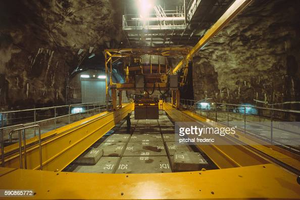 SFR1 final repository for radioactive operational waste is the first Swedish central facility for disposal of Swedish shortlived low and...