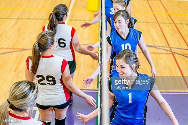 Letzte-Volleyball-Spiel